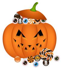 pumpkin busket