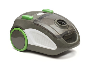 vacuum cleaner on the white background