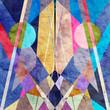 Obrazy na płótnie, fototapety, zdjęcia, fotoobrazy drukowane : abstract pattern