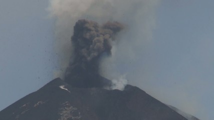Mount Etna 12/08/14