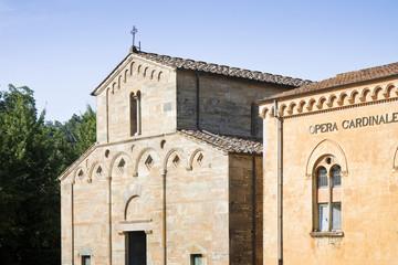 Medieval church - Italy, Tuscany, Pisa
