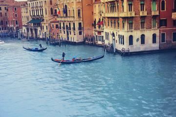 Grand Canal, Venice - Italy