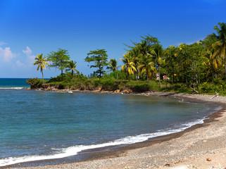 Jamaica. Sea landscape