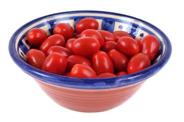 Saladier de tomates olivettes