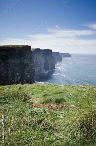 canvas print picture Cliffs of Moher, Irland