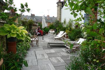 jardin de toiture
