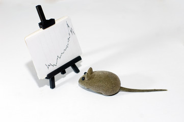 Exchange index read by mouse