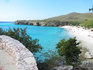 Praia de Kenepa Curaçao