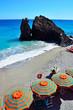 the beach of Monterosso, Cinque Terre, Italy