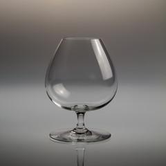 Kristallglas für Cognak