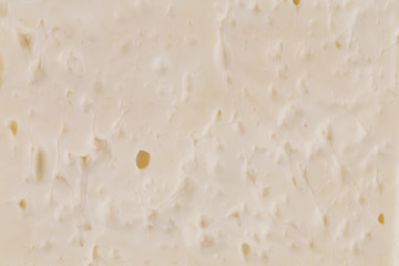 Closeup of feta cheese.