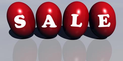 Hot sale. Sale percents