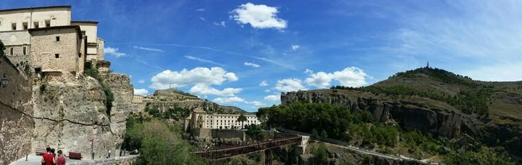Vista desde Cuenca