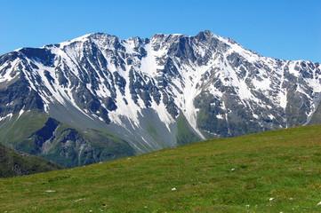 Massif montagneux