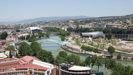 Tbilissi, Georgien, Europa