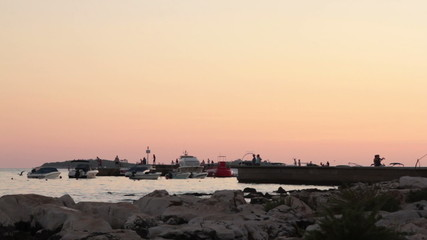 Adriatic marina