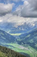 Berglandschaft - Bichlbach - Kohlspitzberg