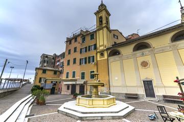 Sori, villaggio turistico vicino a Genova