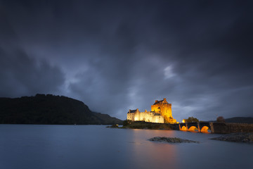 Eilean Donan Castle IX