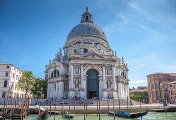 Venise : Basilique Santa Maria della Salute