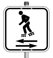 Skater Schild #140813-svg03