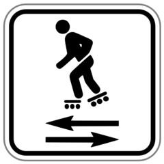Skater Schild #140813-svg04