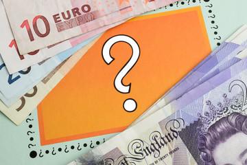 Euro V Pound