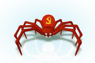 Vladimir The Russia Spider