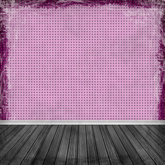 Pink, violet, purple grunge background. Abstract vintage texture