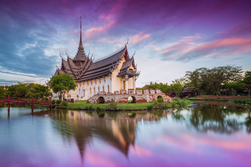 Sanphet Prasat Palace, Ancient City