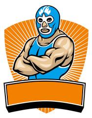 mesican wrestler