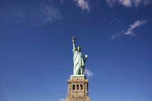 壁紙(ウォールミューラル) - [New York]ニューヨーク・自由の女神像[Statue of Liberty]