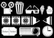 Постер, плакат: Things related to movies