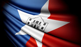 Flag of San Antonio (USA) - 68787883