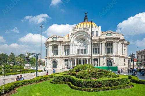 Papiers peints Amérique du Sud Palacio de Bellas Artes, Mexico city