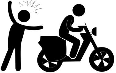 délinquance urbaine, vol de scooter