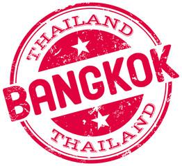 bangkok stamp