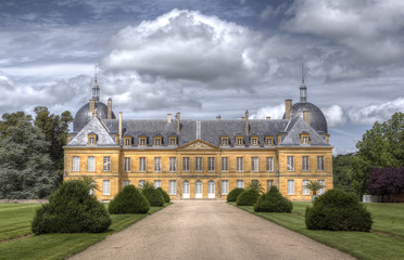 Chateau de Digoine - Burgundy