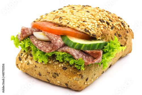 Fotobehang Picknick Snack