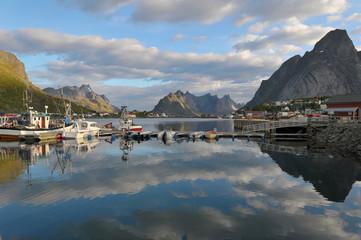 Les iles Lofoten
