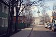 Orthodox Church, Spring Vologda, Russia