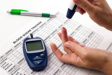 diabet concept