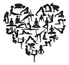 Yoga hjärta