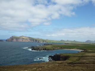 Küste von Irland