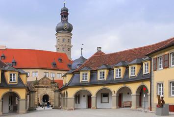 Barockstadt Weikersheim