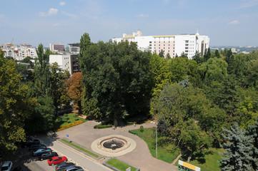 Chisinau City Park