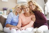 Meeting with the close family is very important for them - 68802028