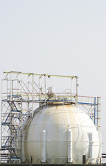 Fuel tank of petrochemical products