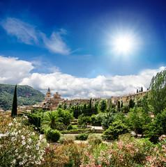 Mallorca: Mountain village Valldemosa  :)