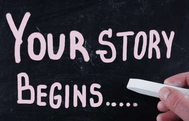 your story begins...